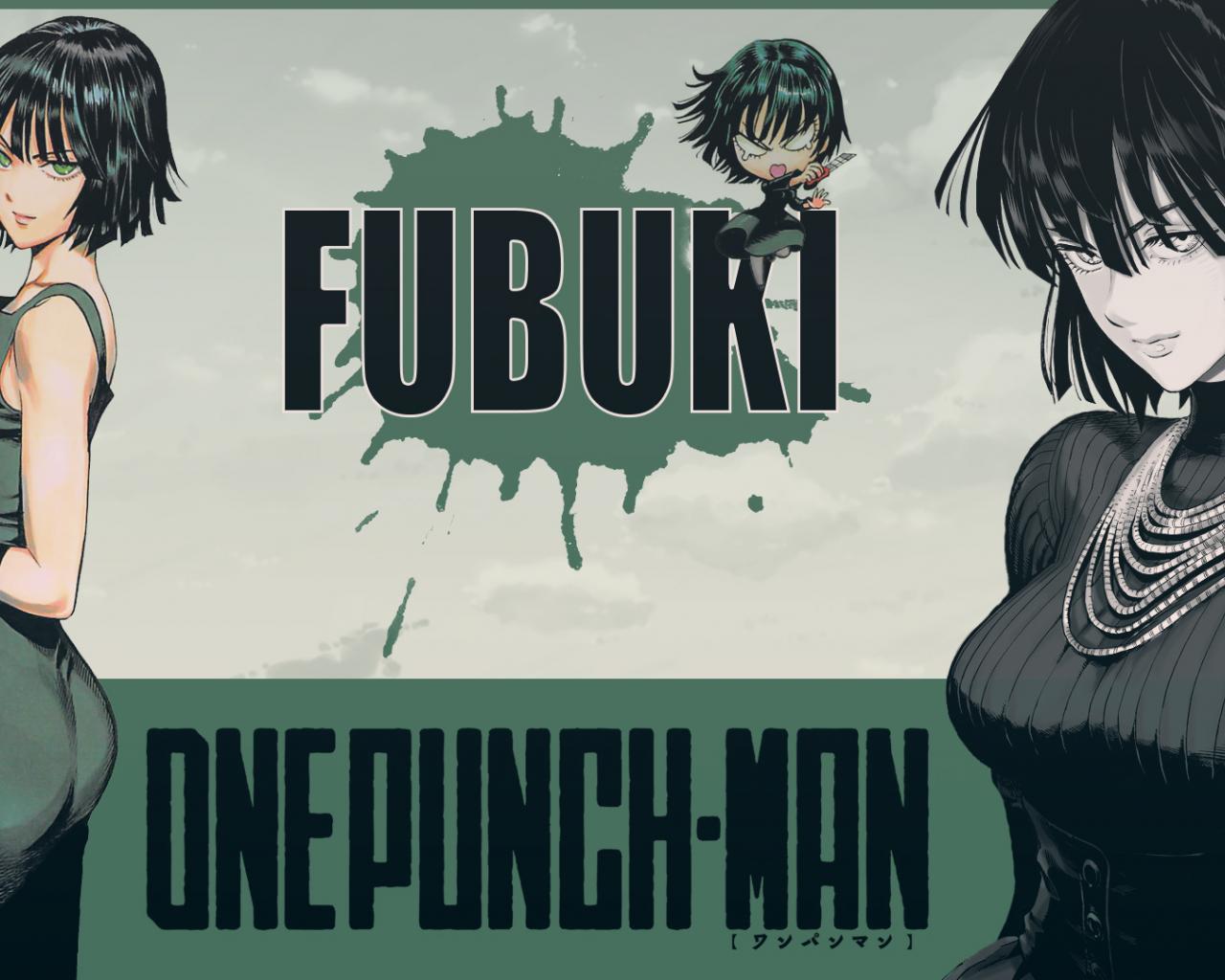 Free Download Fubuki Wallpaper 1920x1080 Onepunchman 1920x1080