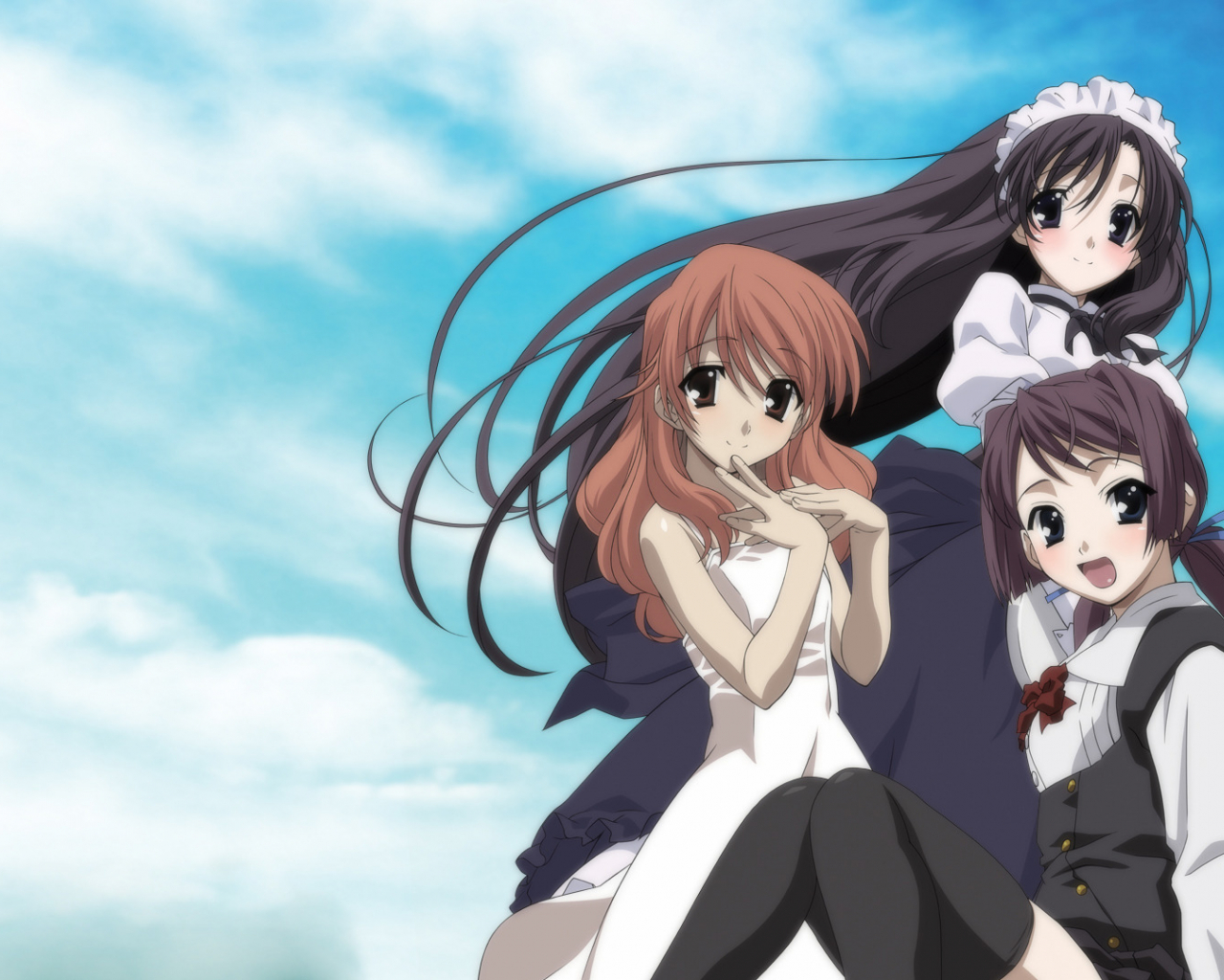Download School Days Wallpaper Anime Wallpapers 33347