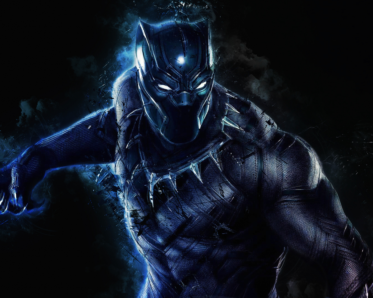 Free Download Black Panther Chromebook Wallpaper For Download