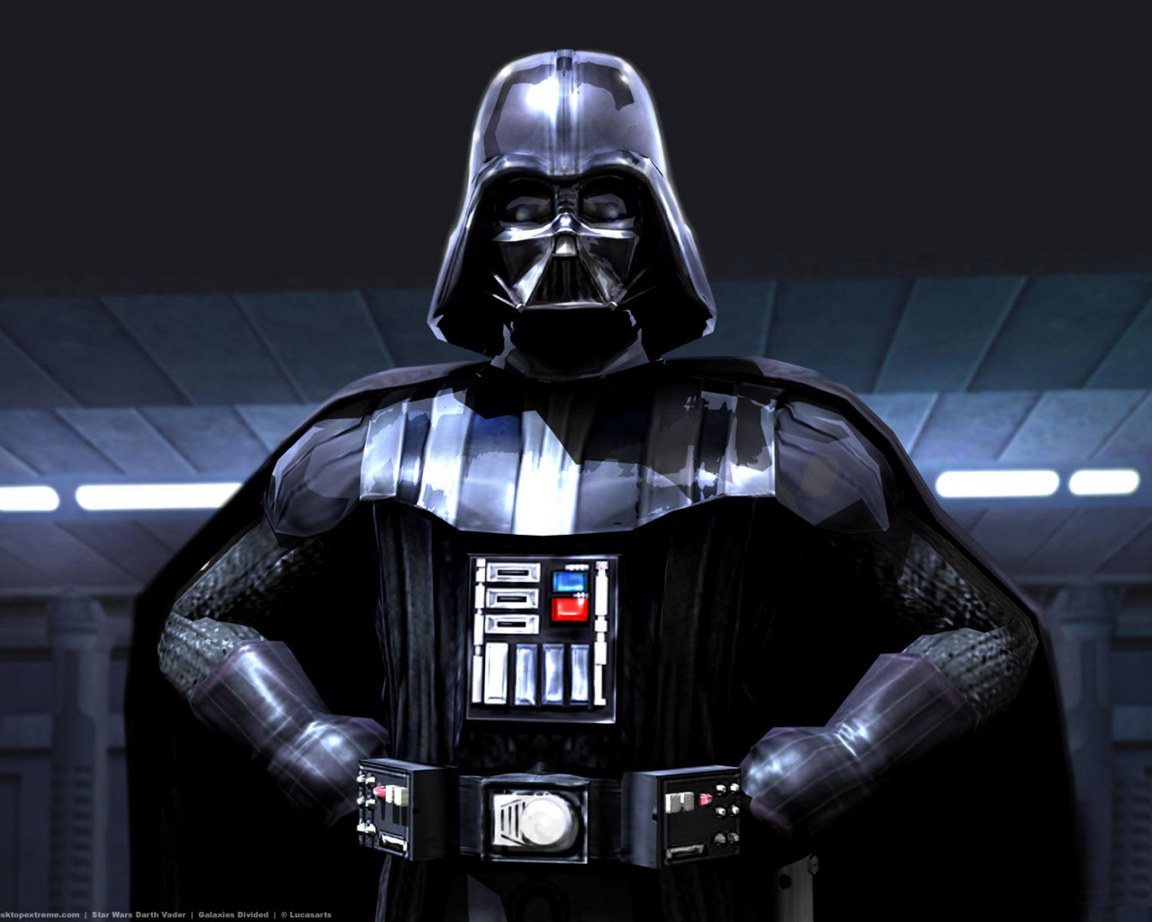 Free download Darth Vader Minecraft Skin [8x8] for your