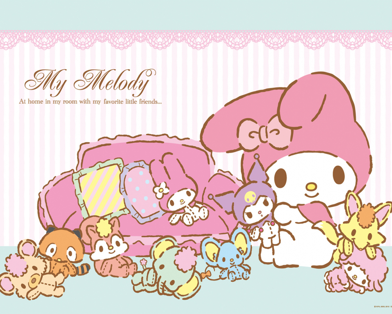 Free Download Iphone5 1600x1200 For Your Desktop Mobile Tablet Explore 50 My Melody Wallpaper For Iphone Kuromi Wallpaper Sanrio Wallpaper Free Download My Melody Wallpaper Lock Screen