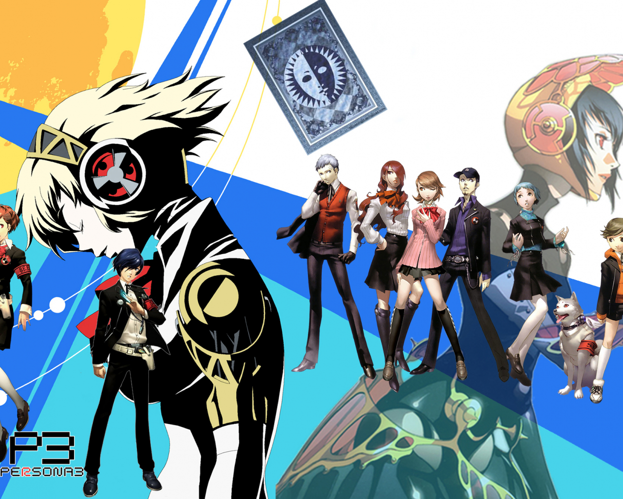 Free Download Persona 3 Fes By Meetmewiththegods