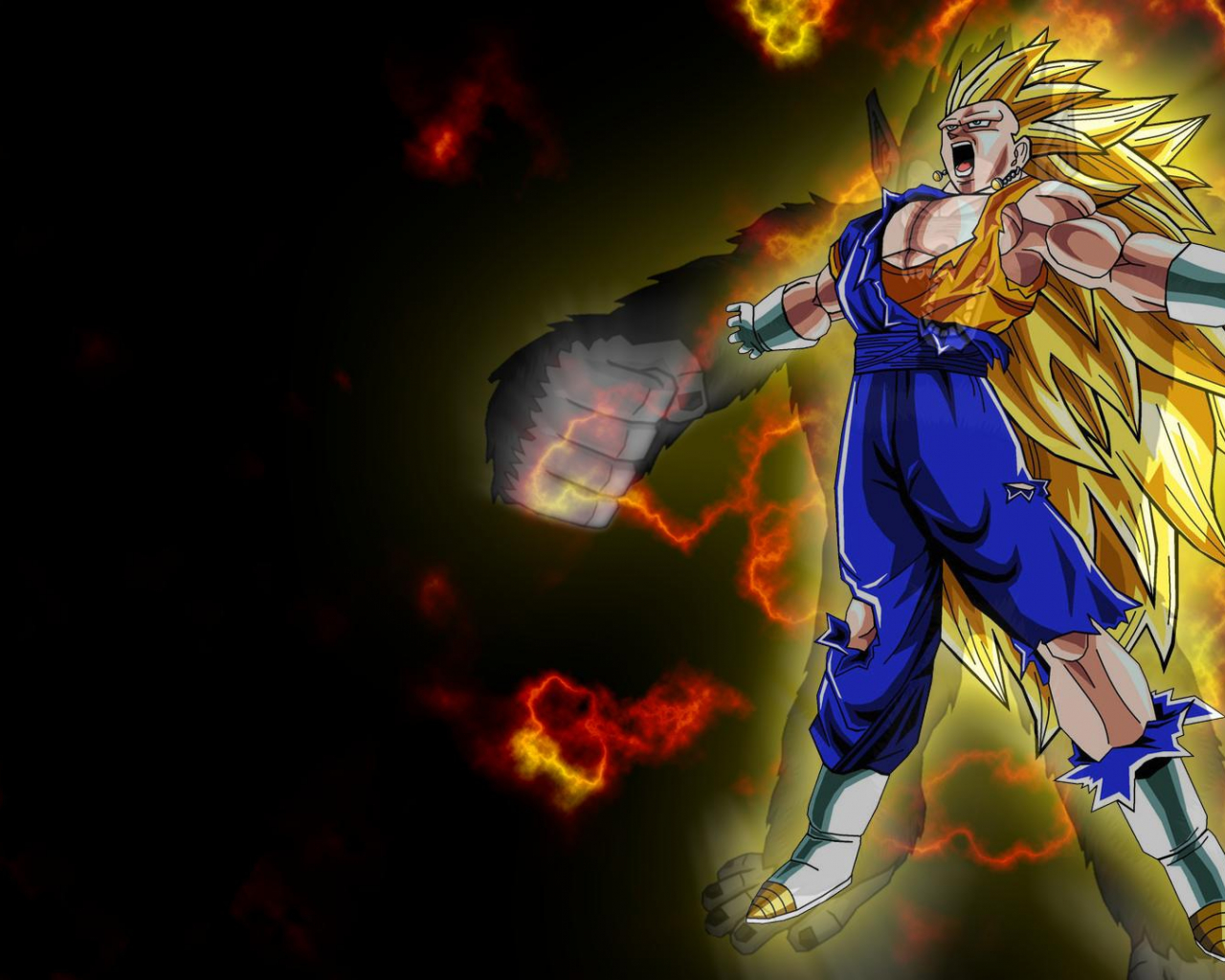 Free Download Vegito Wallpapers 1920x1080 For Your Desktop