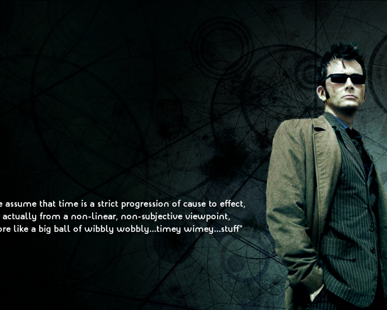 Free Download Quotes David Tennant Doctor Who Tenth Doctor Time