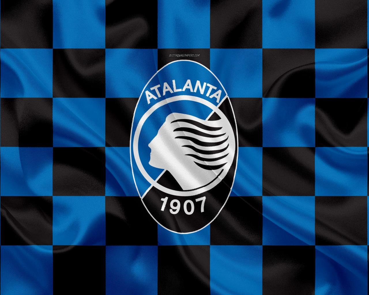 Free download Download wallpapers Atalanta BC 4k logo ...