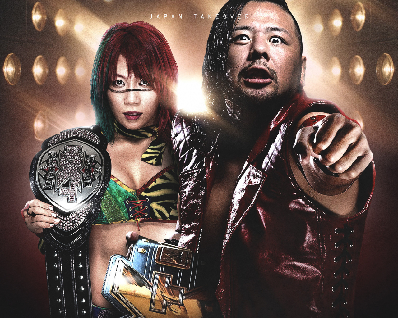 Free Download Wwe Asuka Wallpaper 85 Images 1920x1200 For