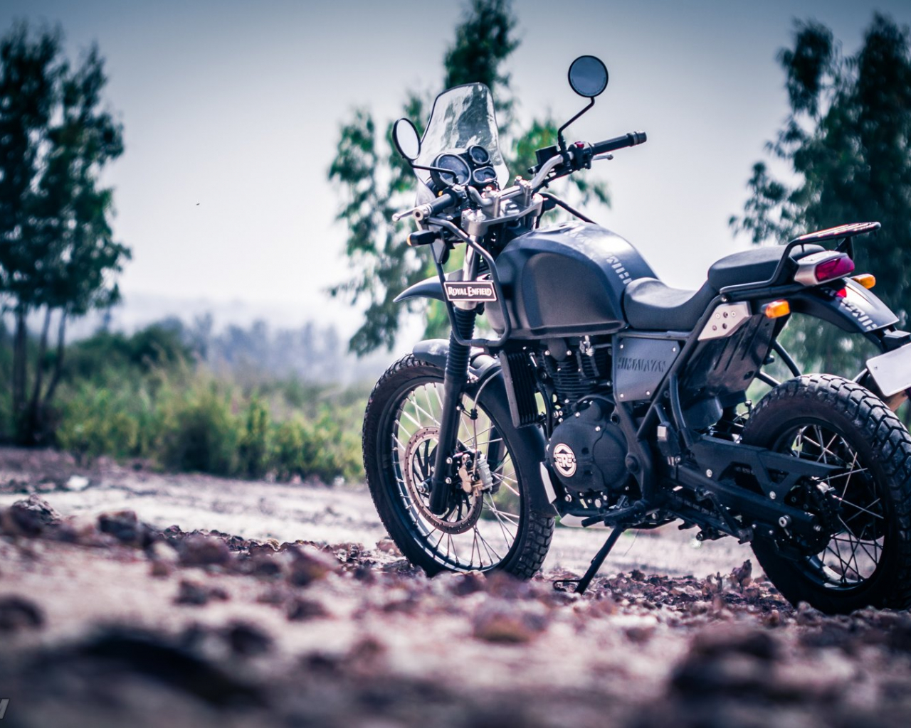 Free Download Royal Enfield Himalayan Hd Wallpapers 5