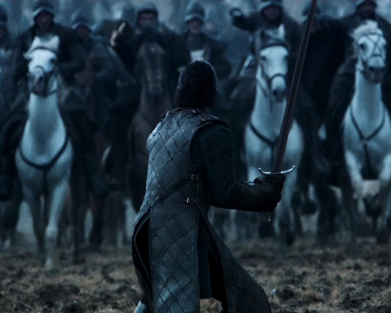 Free Download Jon Snow Wallpaper Battle Of The Bastards Meme