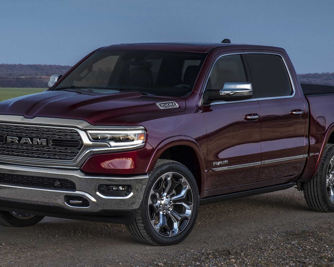 Free Download 2019 Ram 1500 Limited Crew Cab Hd Wallpaper