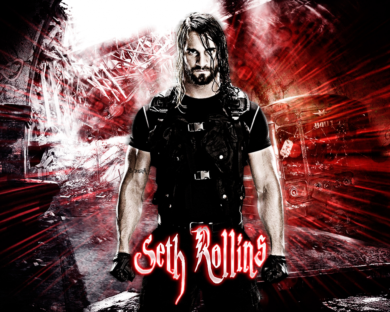 Free download New WWE Seth Rollins 2014
