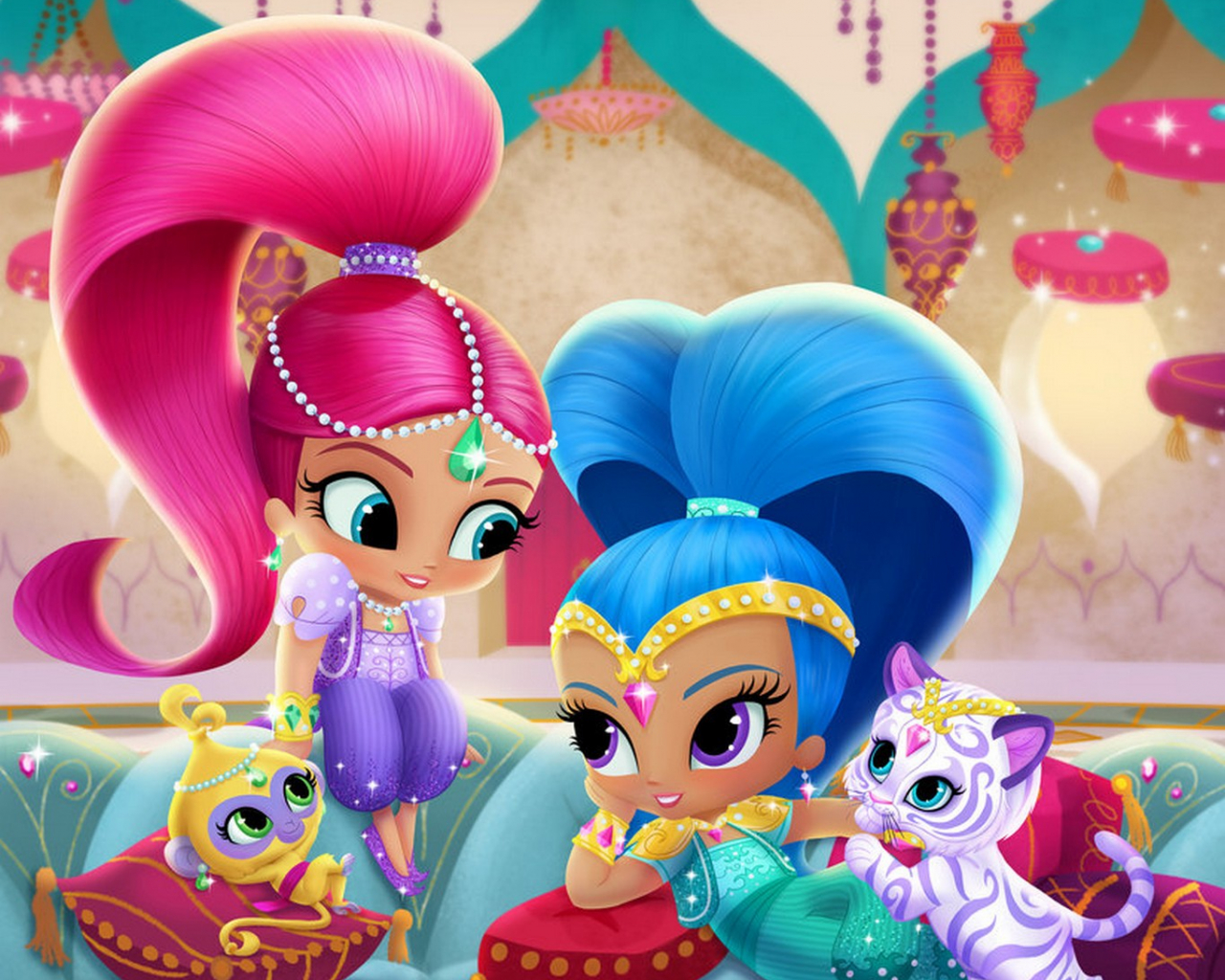 Free Download Shimmer And Shine Shimmer And Shine Funny