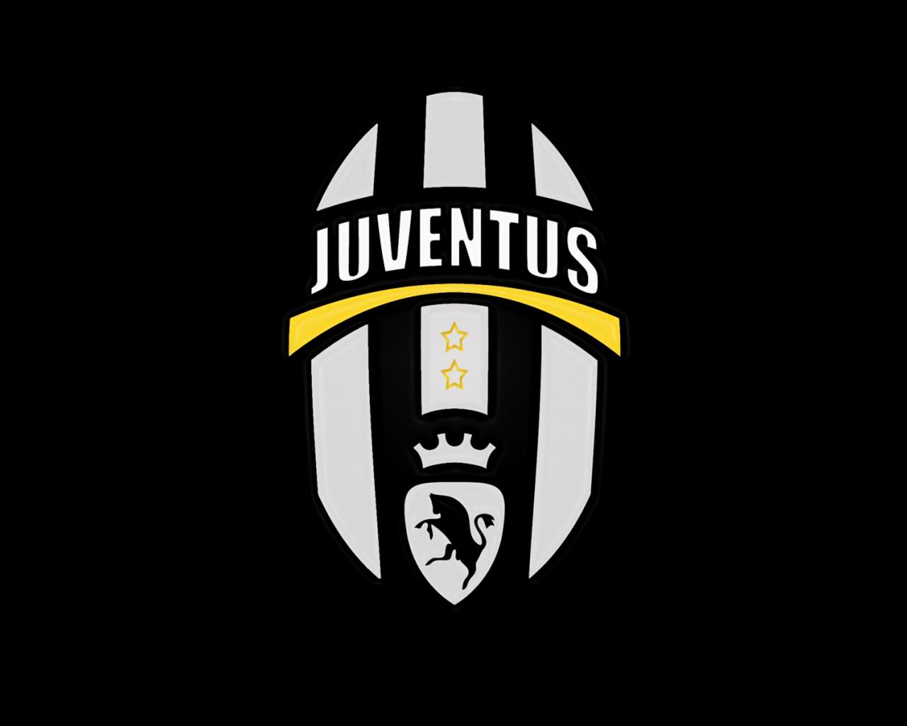 Free Juventus FC Juve Logo Dark Awesome HD