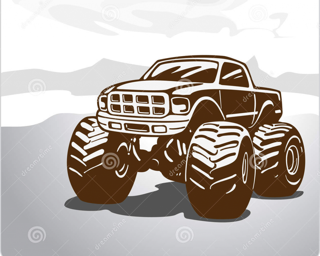 Cars Lightning Mcqueen Monster Truck Coloring Page - VoteForVerde ... | 1024x1280