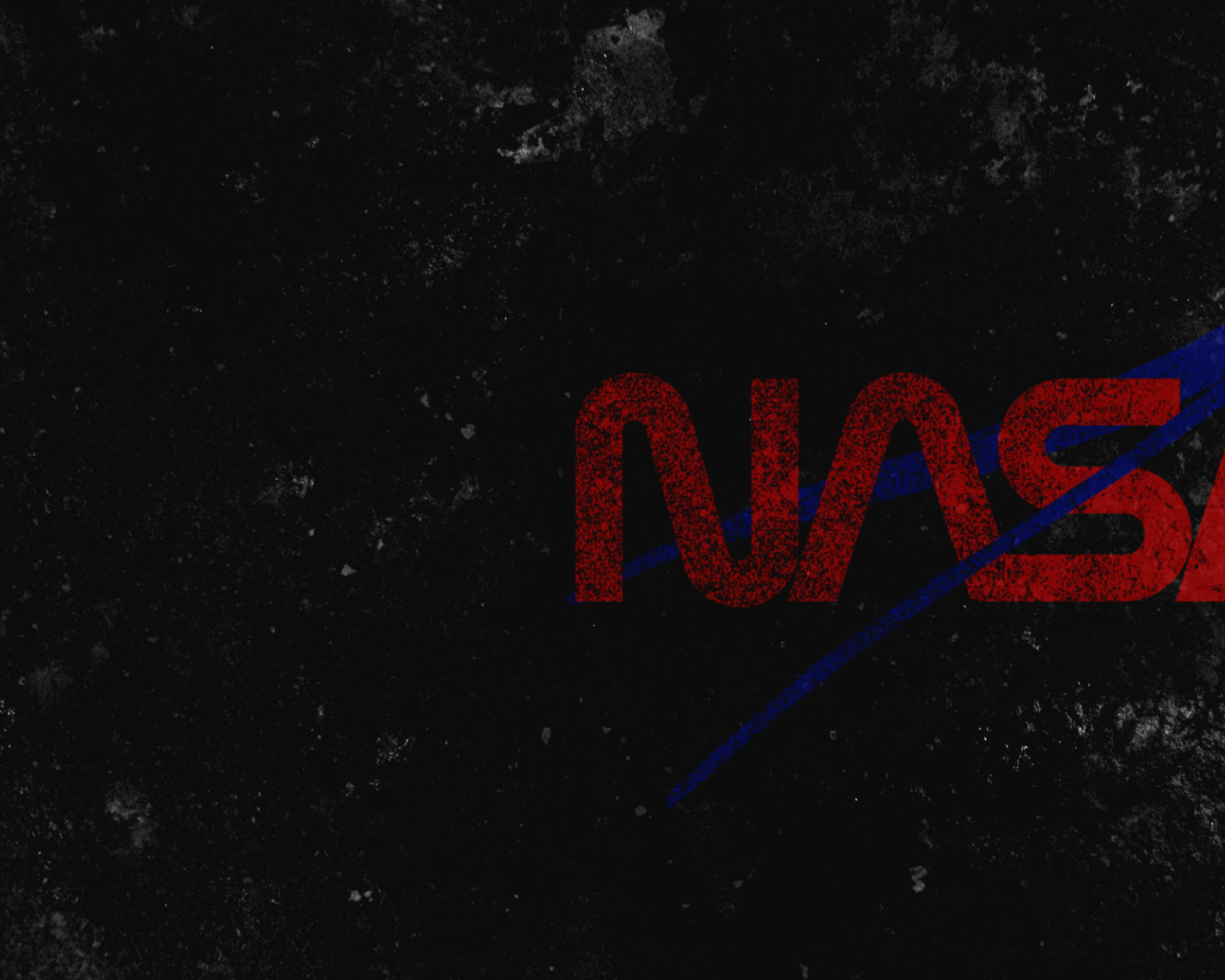 nasa desktop logo - HD1280×1024