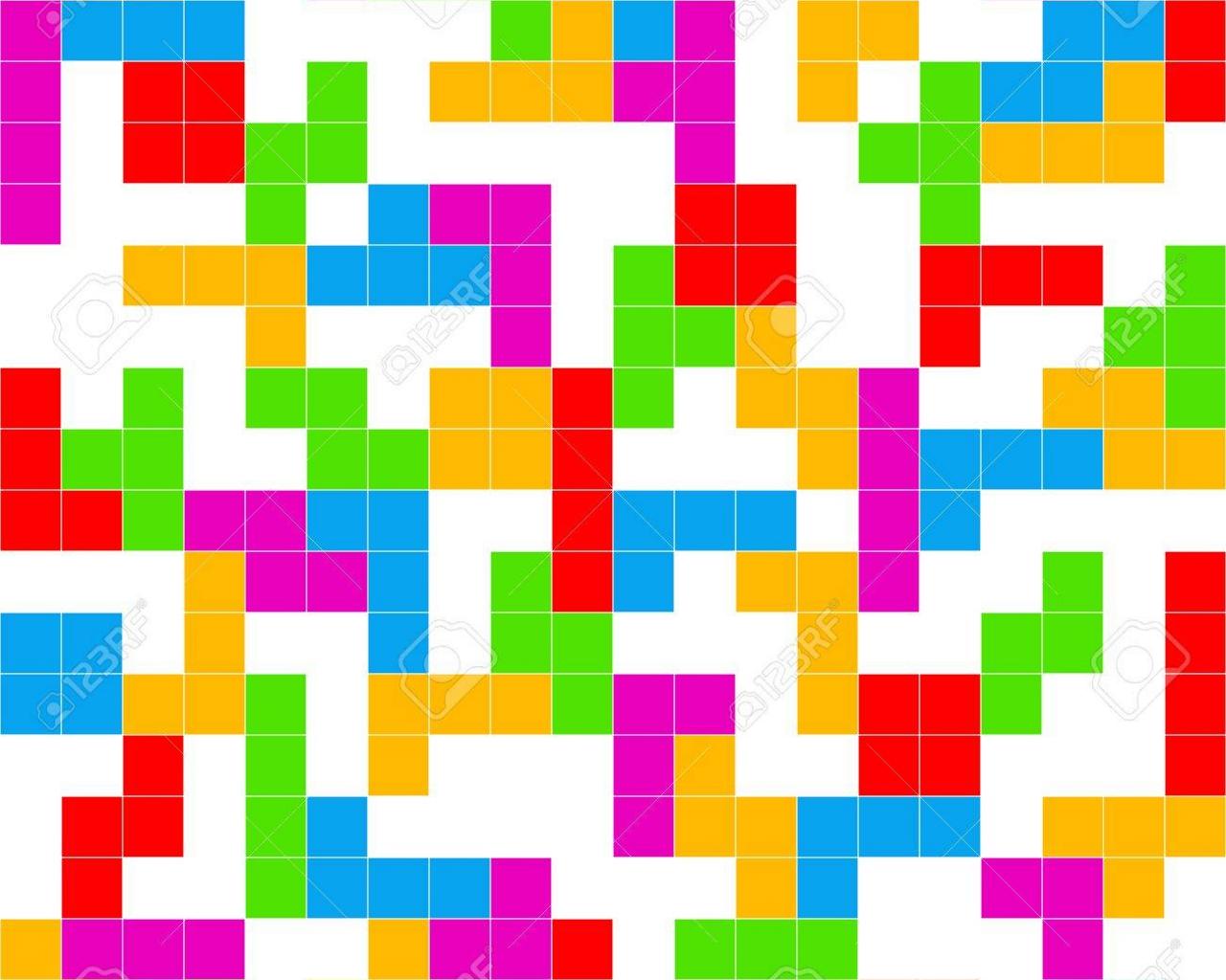 30+ Tetris Background Pics