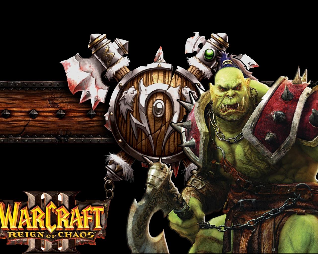 warcraft 3 orc shaman