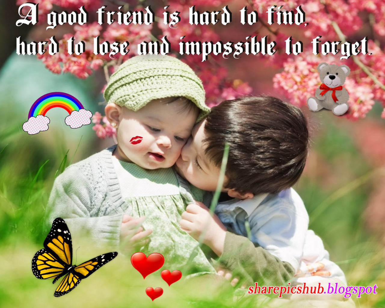 Best Friends Wallpapers For Facebook Beautiful Friendship Quote Wallpaper A Good