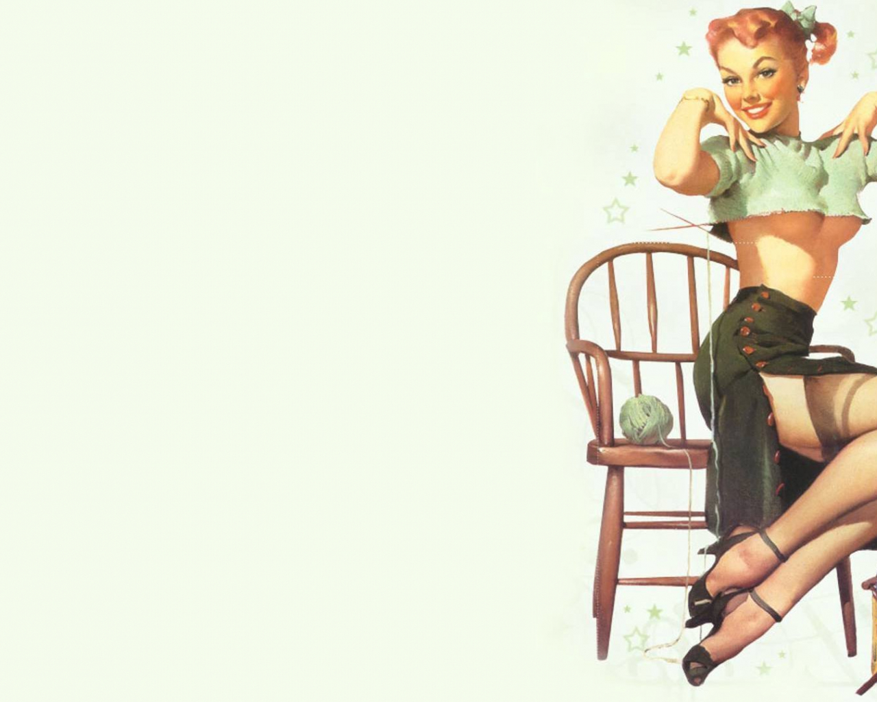 Free download HD pin up girls wallpapers Specially for pin ...