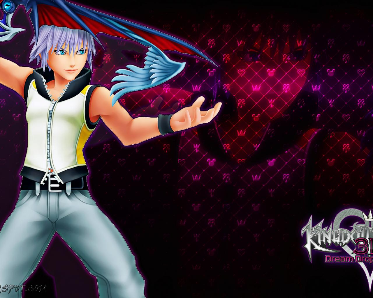 Free Download Anime My Kingdom Hearts 3d Dream Drop Distance Riku