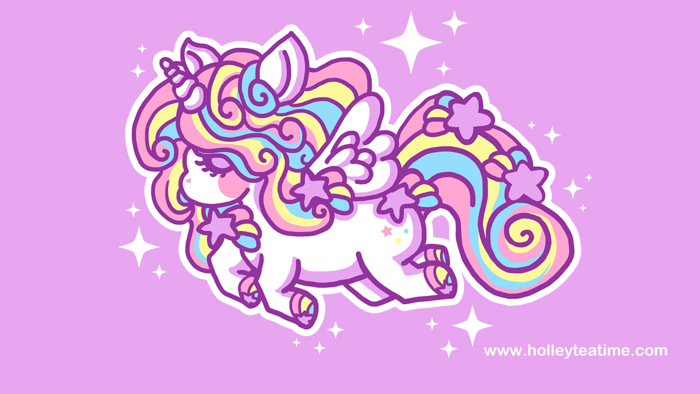 Free download Pusheen Unicorn Wallpaper ...