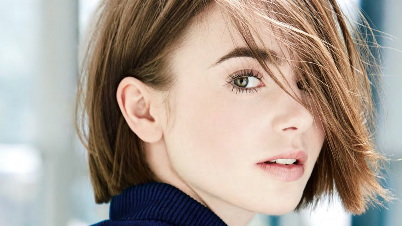 1920x1080px lily collins wallpapers - wallpapersafari