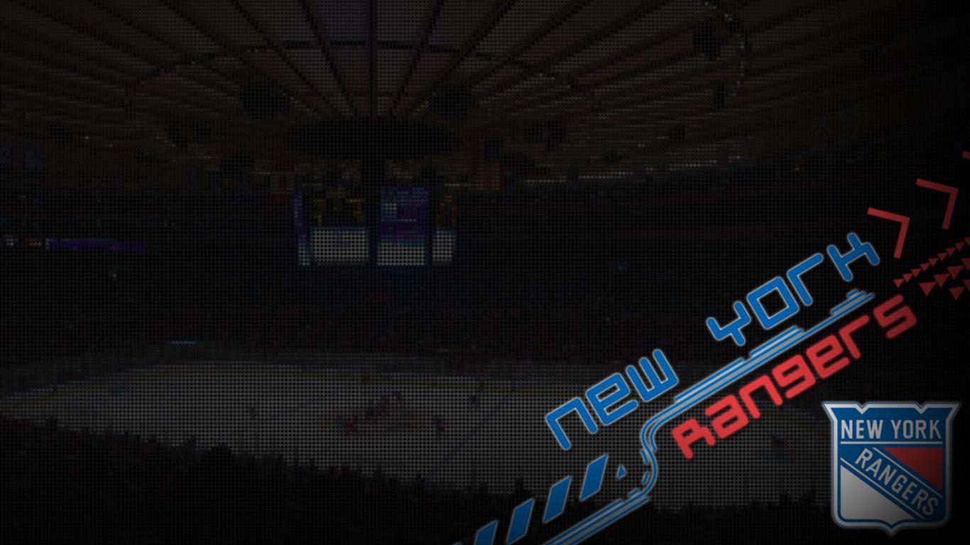 New York Rangers Wallpaper Pomsky