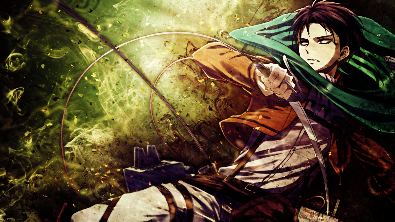 Free Download Top Levi Aot Wallpaper Wallpapers 1366x768 For Your Desktop Mobile Tablet Explore 50 Aot Levi Wallpaper Snk Wallpaper Captain Levi Wallpaper Attack On Titans Wallpaper