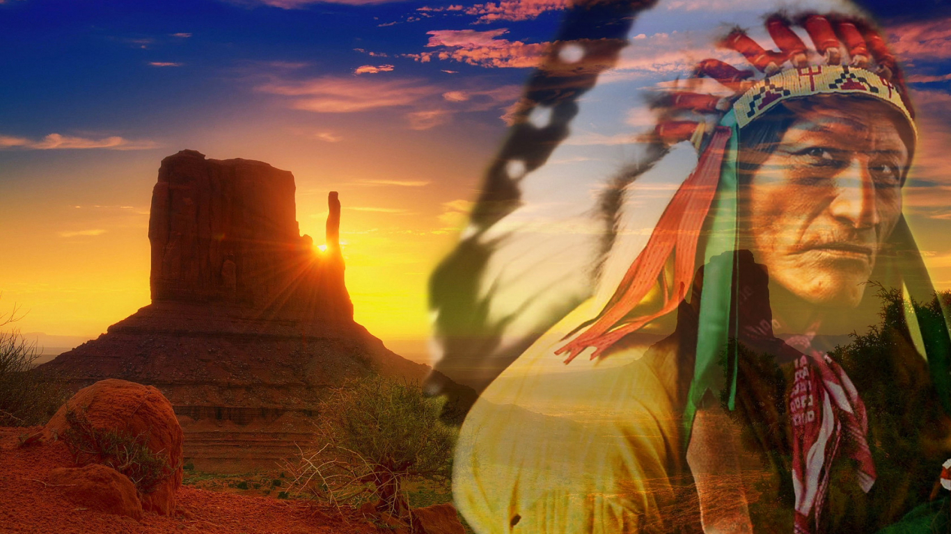 Navajo Desktop Wallpaper