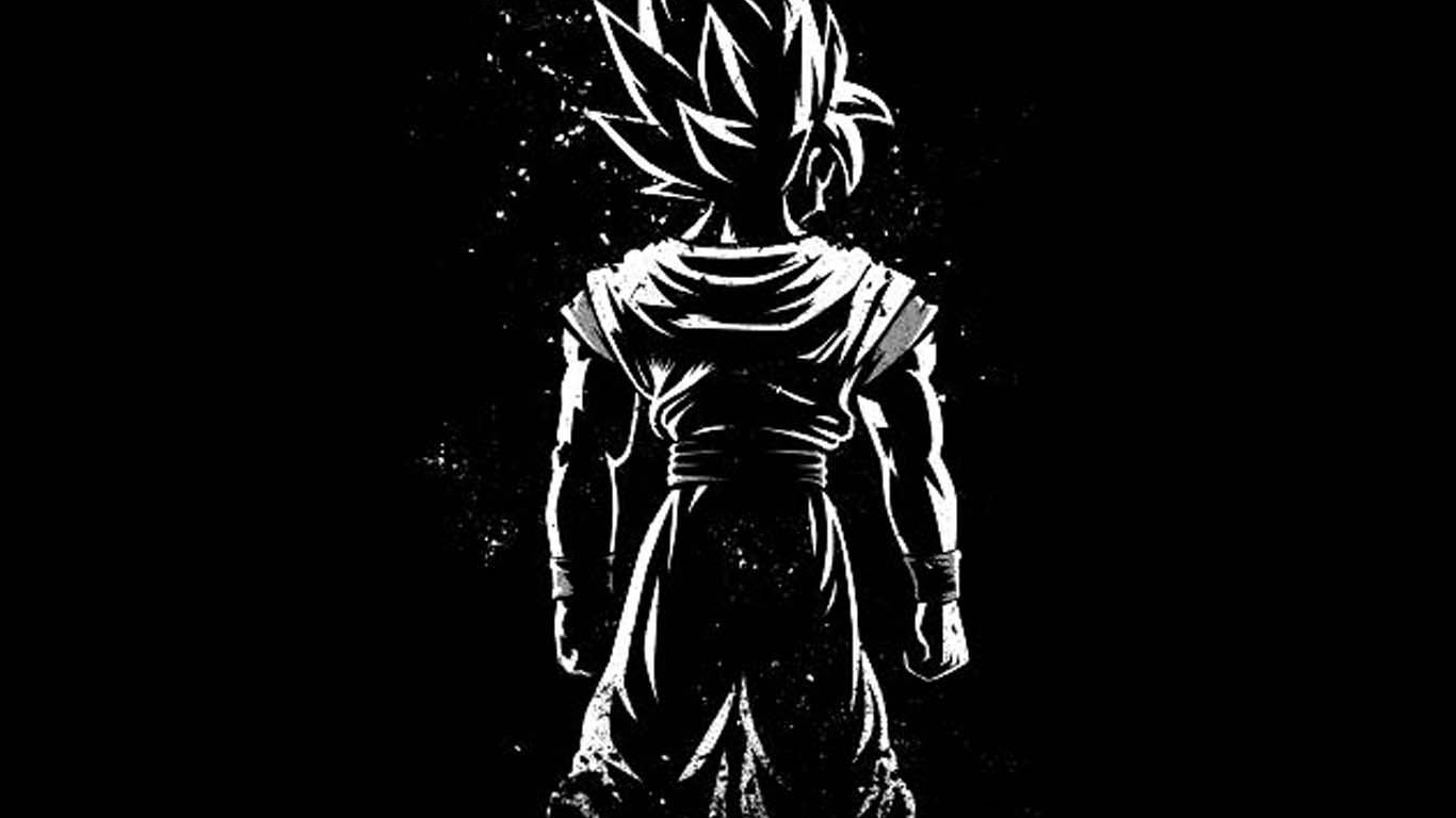 Free Download Goku Black And White Wallpapers Top Goku Black And White 1366x1366 For Your Desktop Mobile Tablet Explore 19 Dragon Ball Z Black And White Wallpapers Dragon Ball