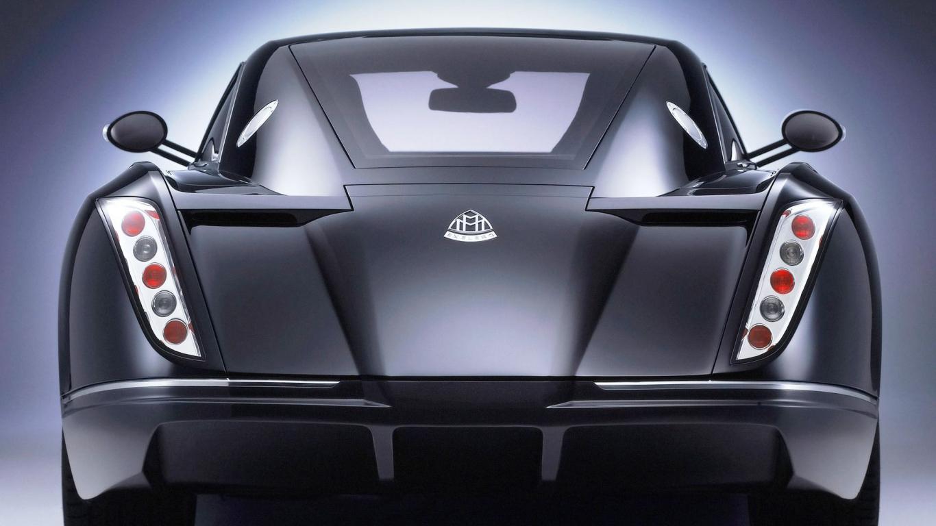Free download Maybach Exelero Back Car HD Wallpaper Car ...