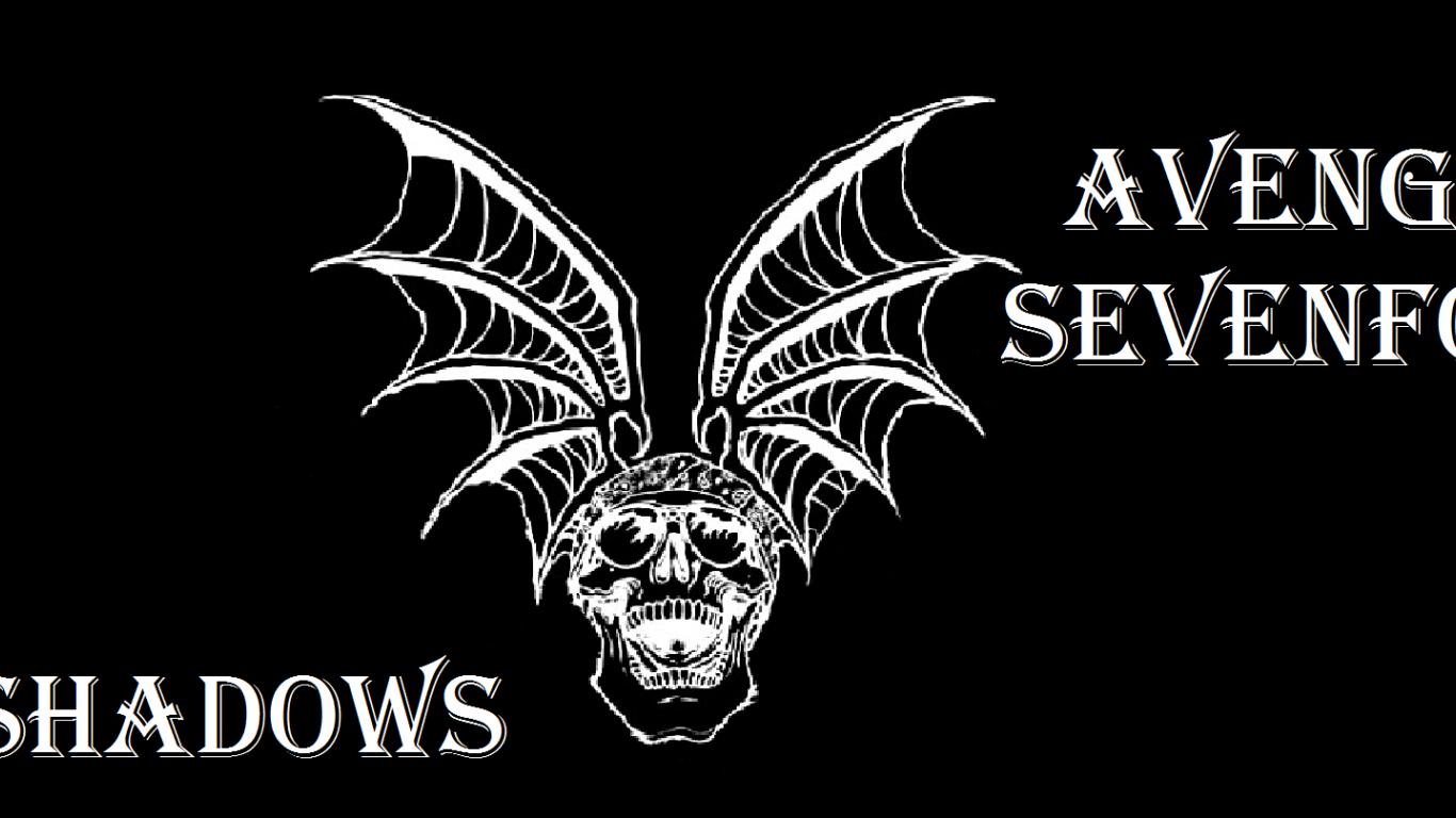 Free Download Avenged Sevenfold M Shadow Death Bat By A7x Kjh