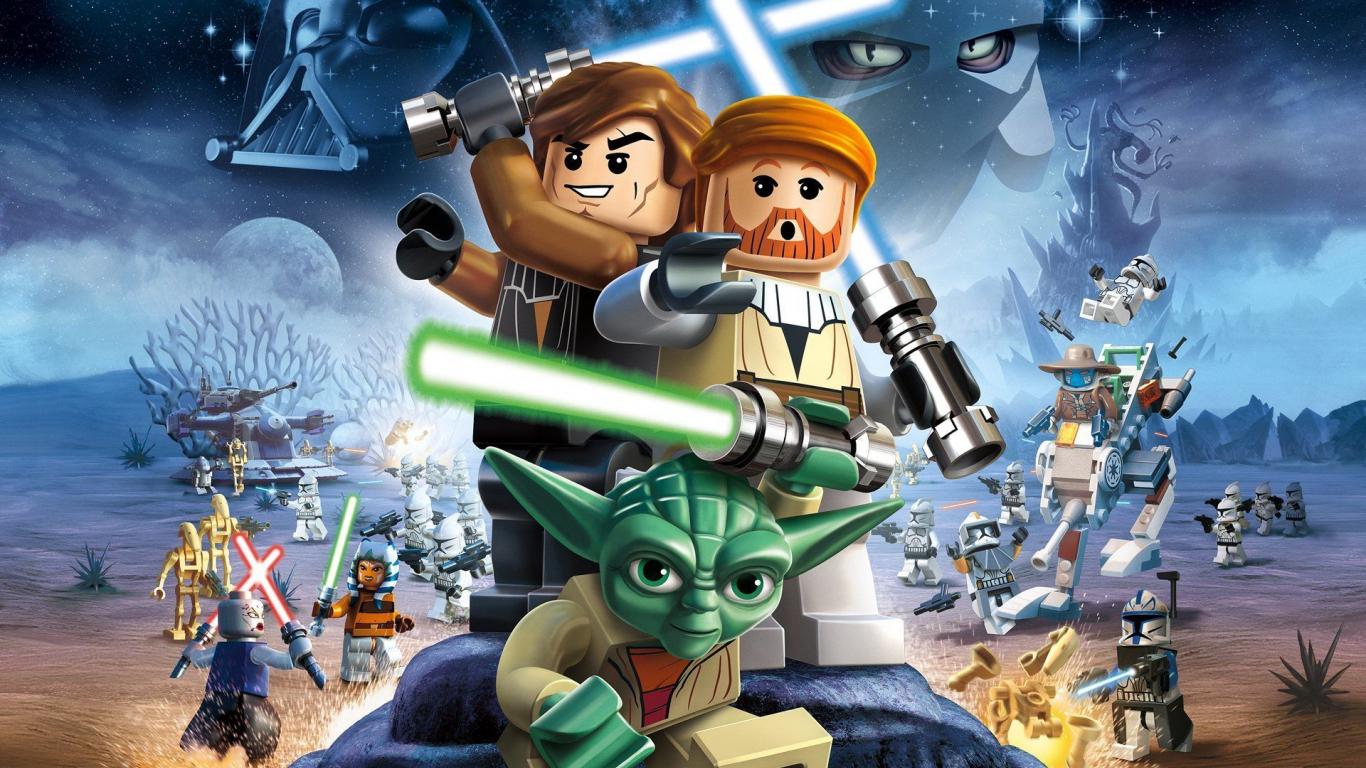 Free download Lego Star Wars wallpaper 1205551 [1920x1200 ...