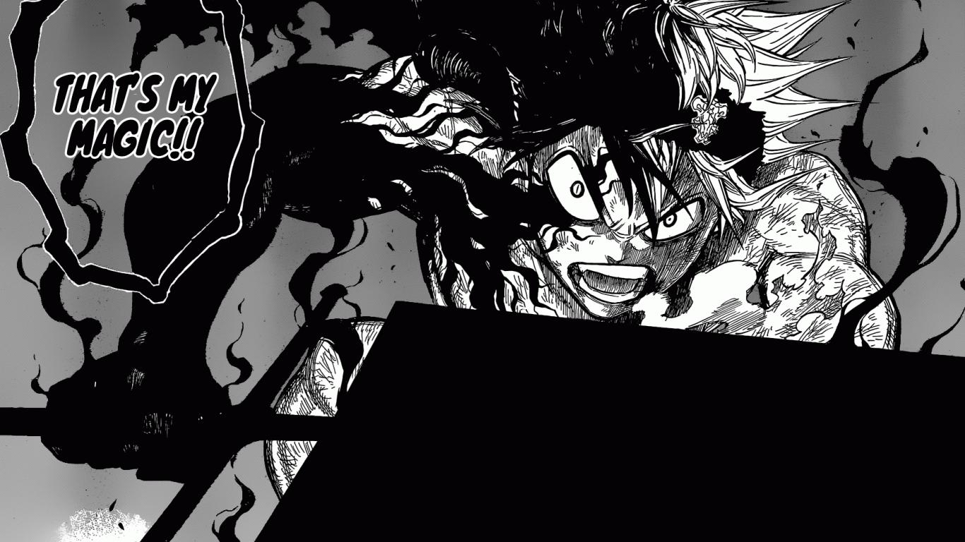 Free download Asta Demon Black Clover Wallpaper 2018 Live ...