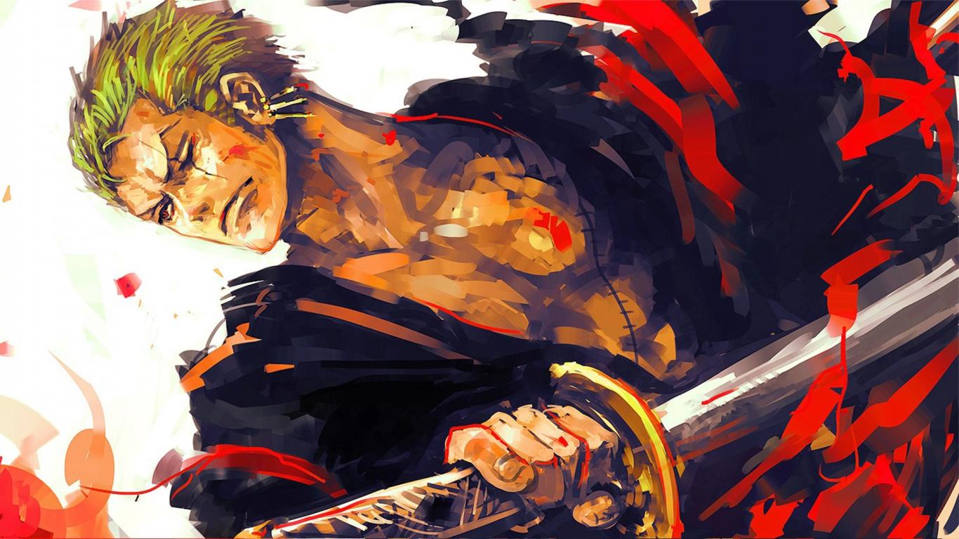 Free download Roronoa Zoro One Piece Anime 2t Wallpaper HD ...