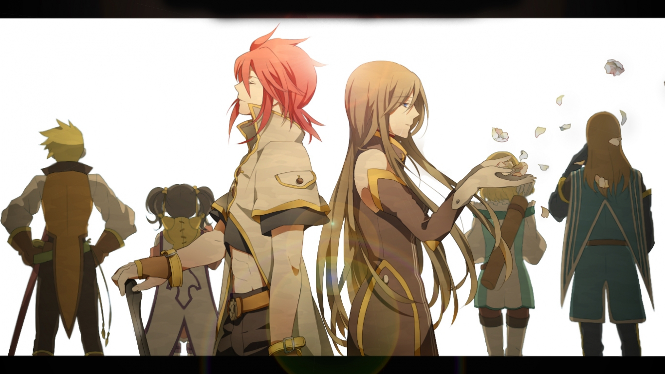Free Download Tales Of The Abyss Wallpaper 1 Tales Of The Abyss