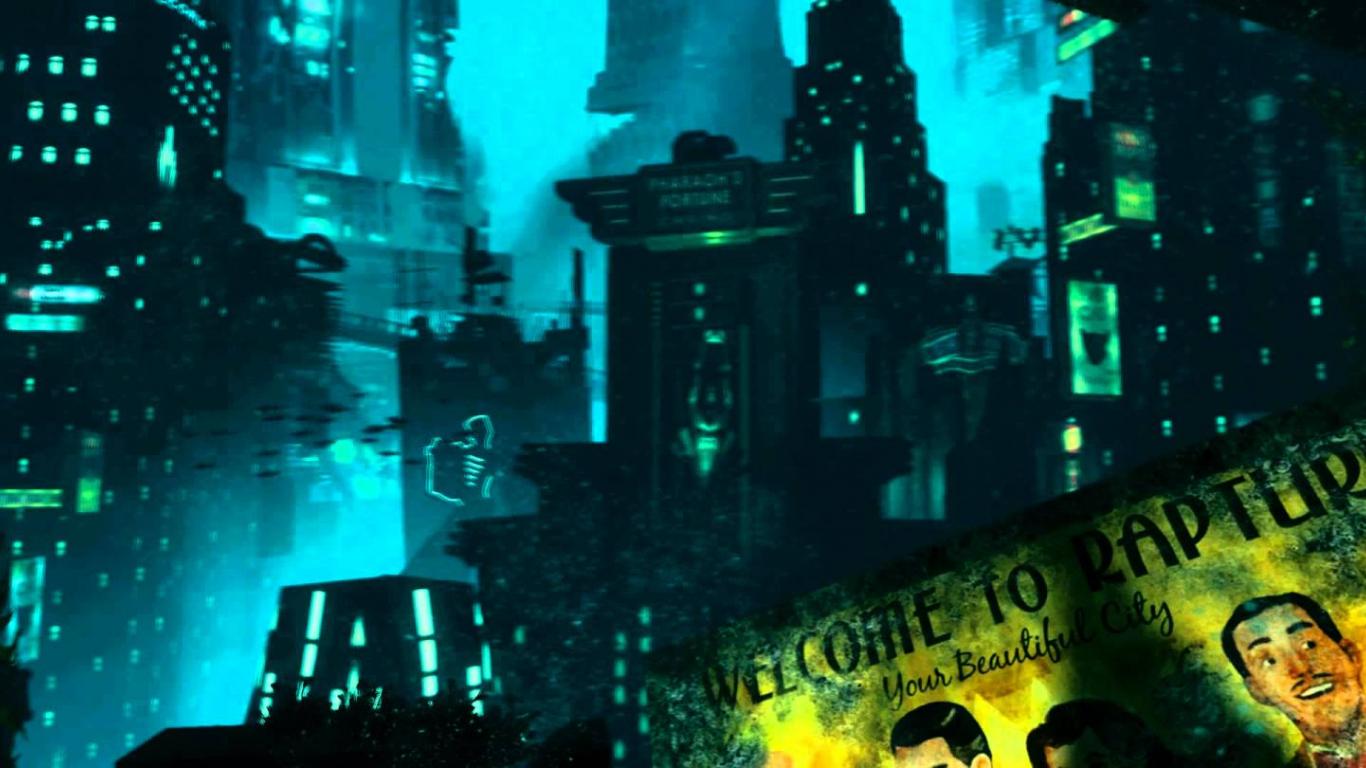 Free download Bioshock Rapture Revisted 219 aspect ratio