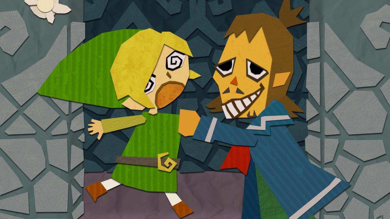 The Legend of Zelda: Phantom Hourglass Español Para Android NDS ...