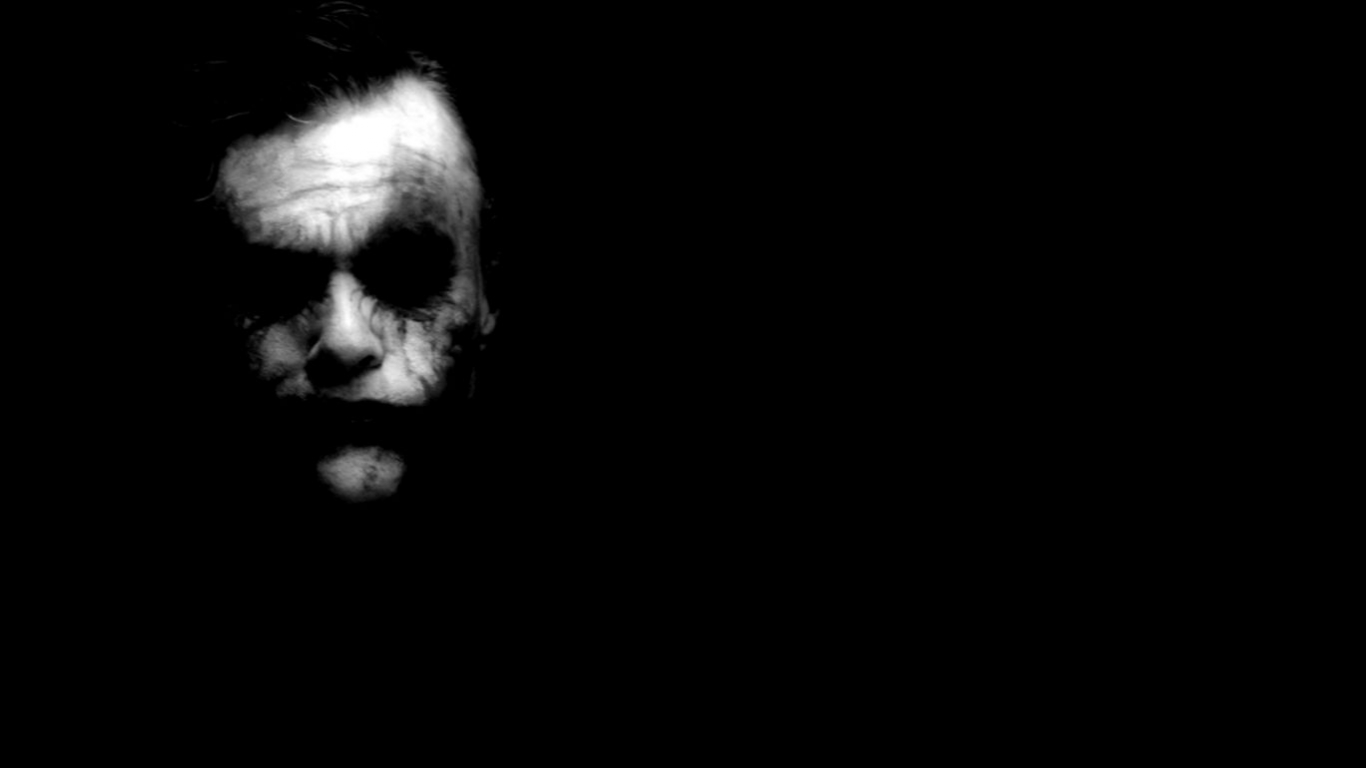 Free Download The Joker Black Desktop Background Smart