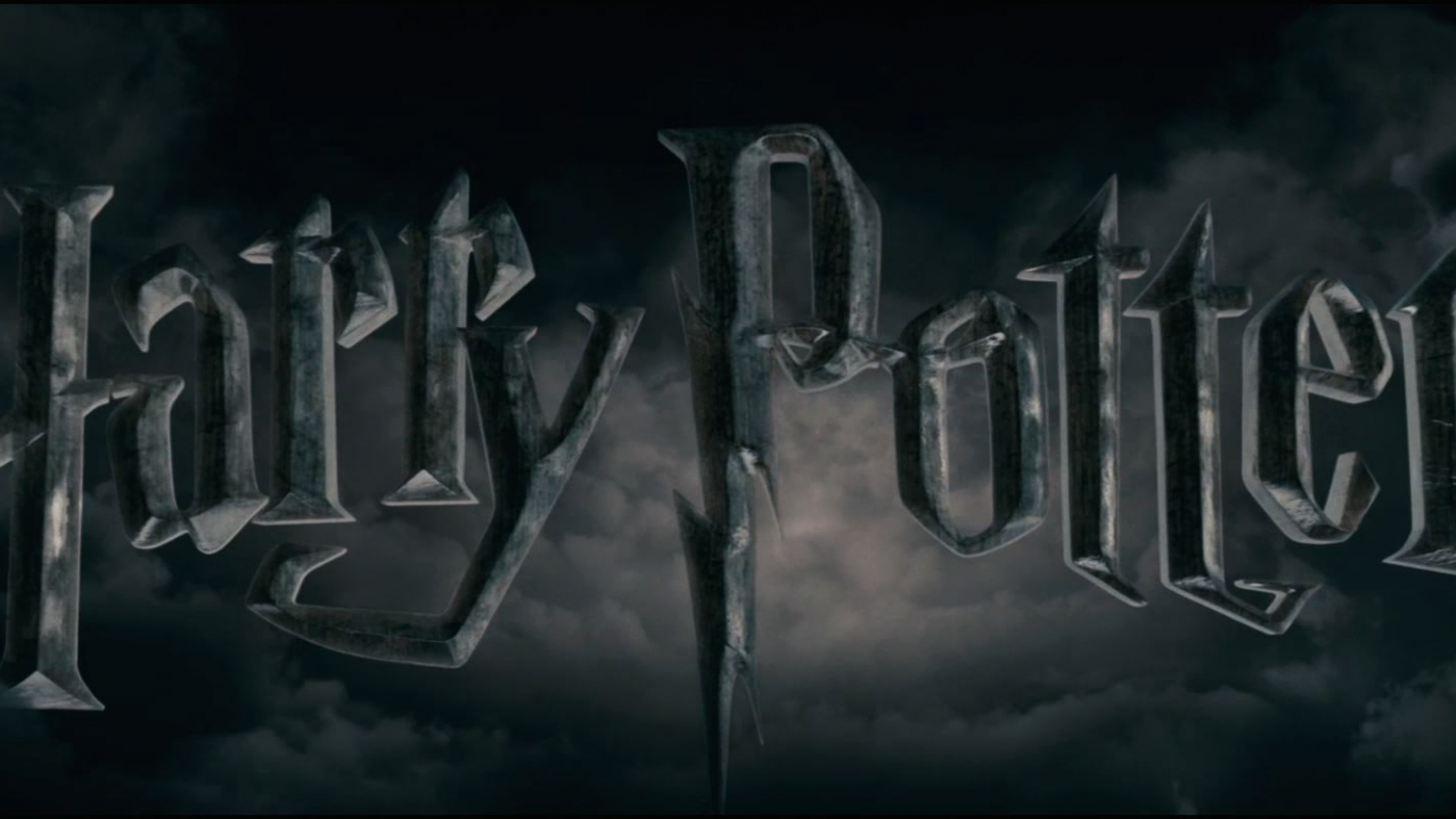 Free Download Harry Potter Movie Logo Wallpaper Click Picture For