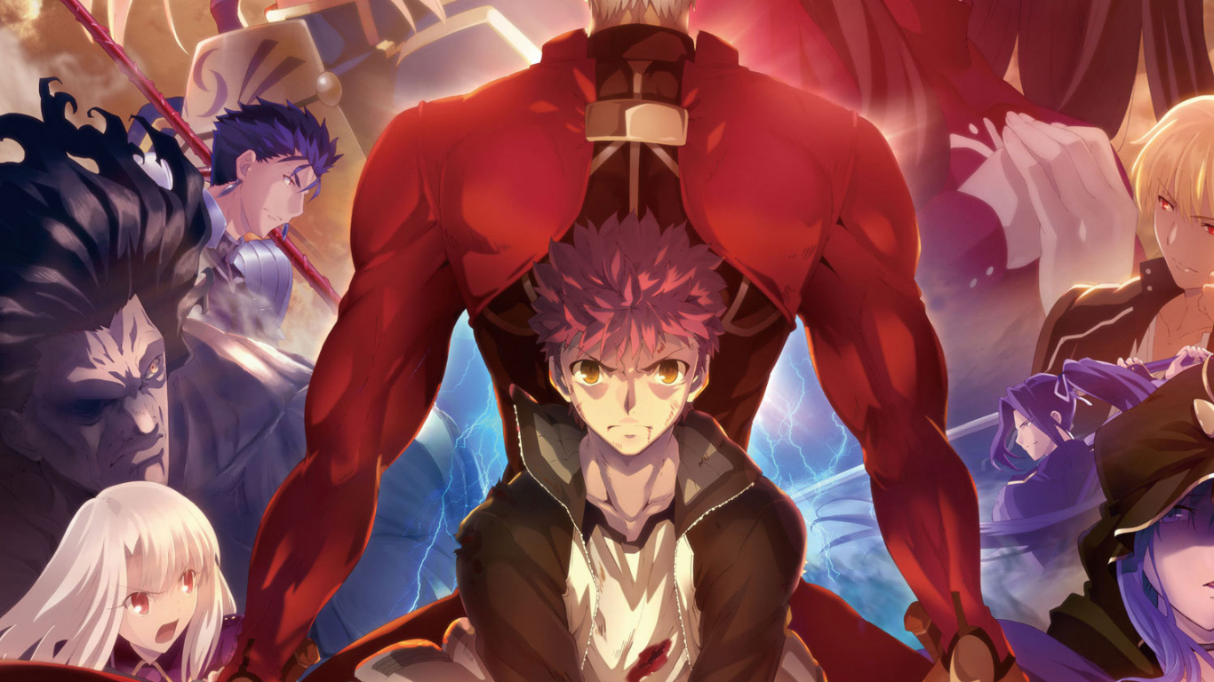 Free Download Fatestay Night Unlimited Blade Works Season 2