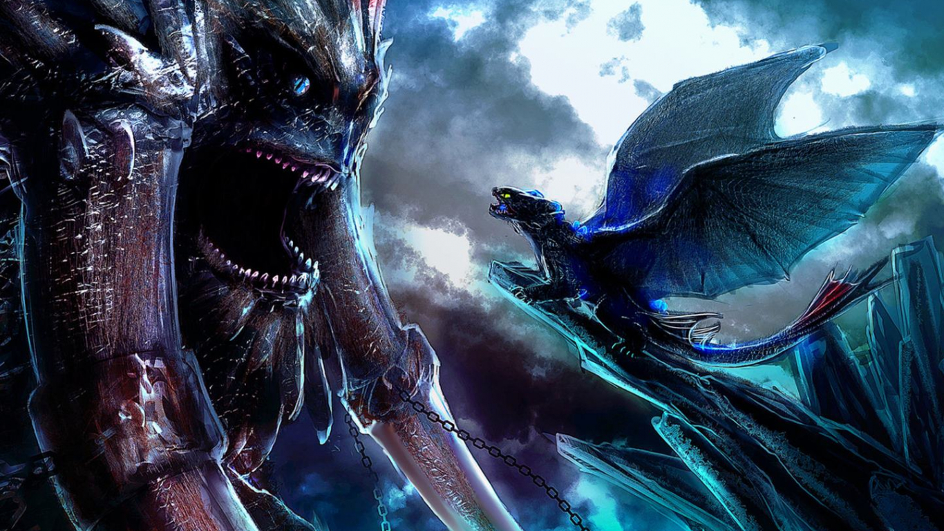 Free Download Train Your Dragon 2 Toothless Alpha Game Wallpaper
