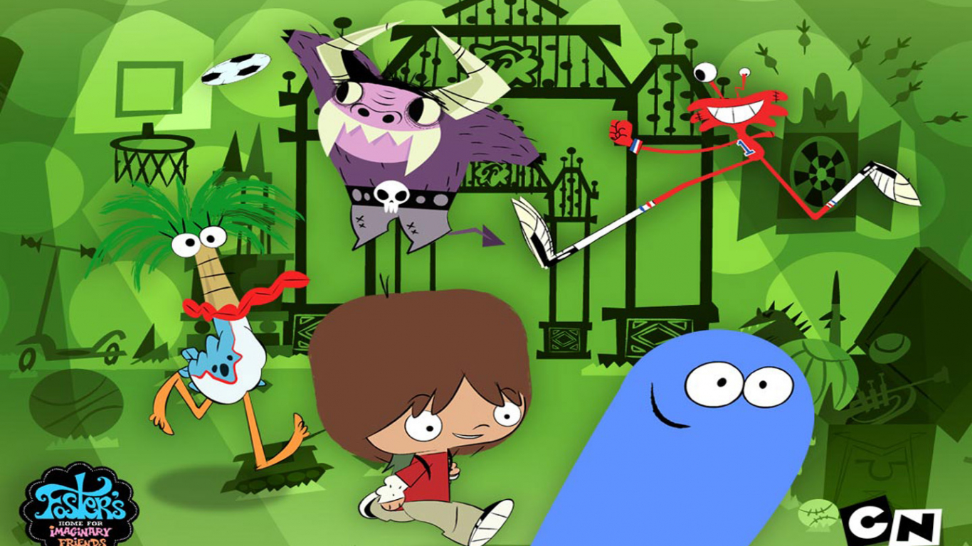 Fosters Home For Imaginary free download fosters home for imaginary friends playing