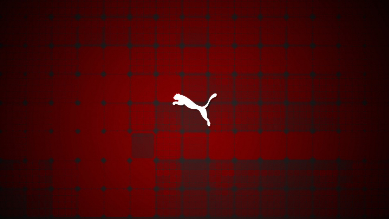 puma wallpaper logo - HD 1366×768