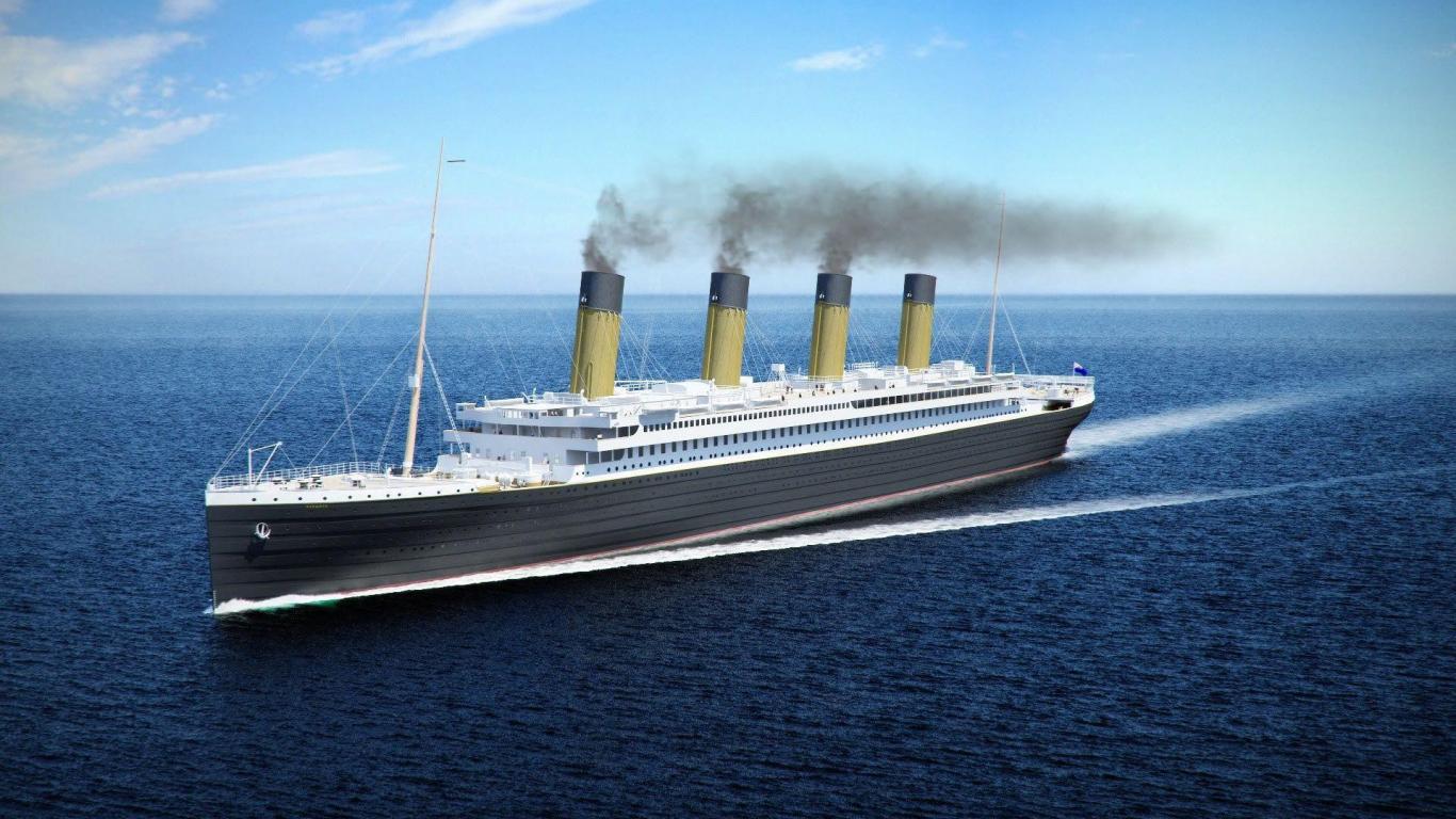 Titanic II è un film statunitense del 2010 diretto da Shane Van Dyke È un B movie prodotto da The Asylum società specializzata nelle produzioni di film a basso