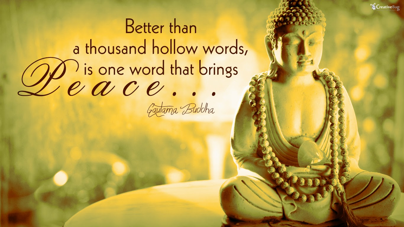 Free download Gautama Buddha Quotes Wallpaper Best Cool Wallpaper HD  [1366x768] for your Desktop, Mobile & Tablet   Explore 78+ Buddha Quotes  Wallpaper   Buddha Wallpapers, Buddhist Images Wallpaper, Buddha Images  Wallpaper