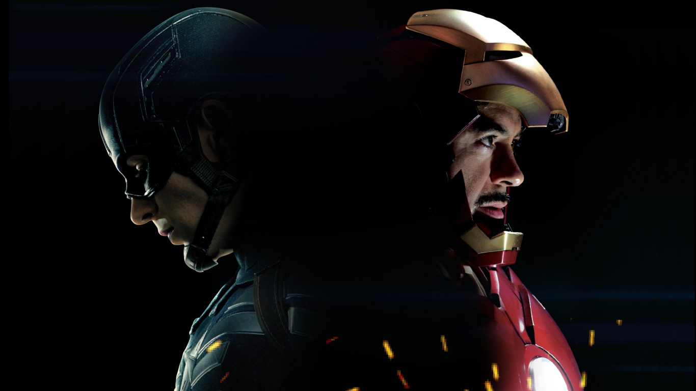 Free Download Captain America 3 Civil War Iron Man Wallpaper