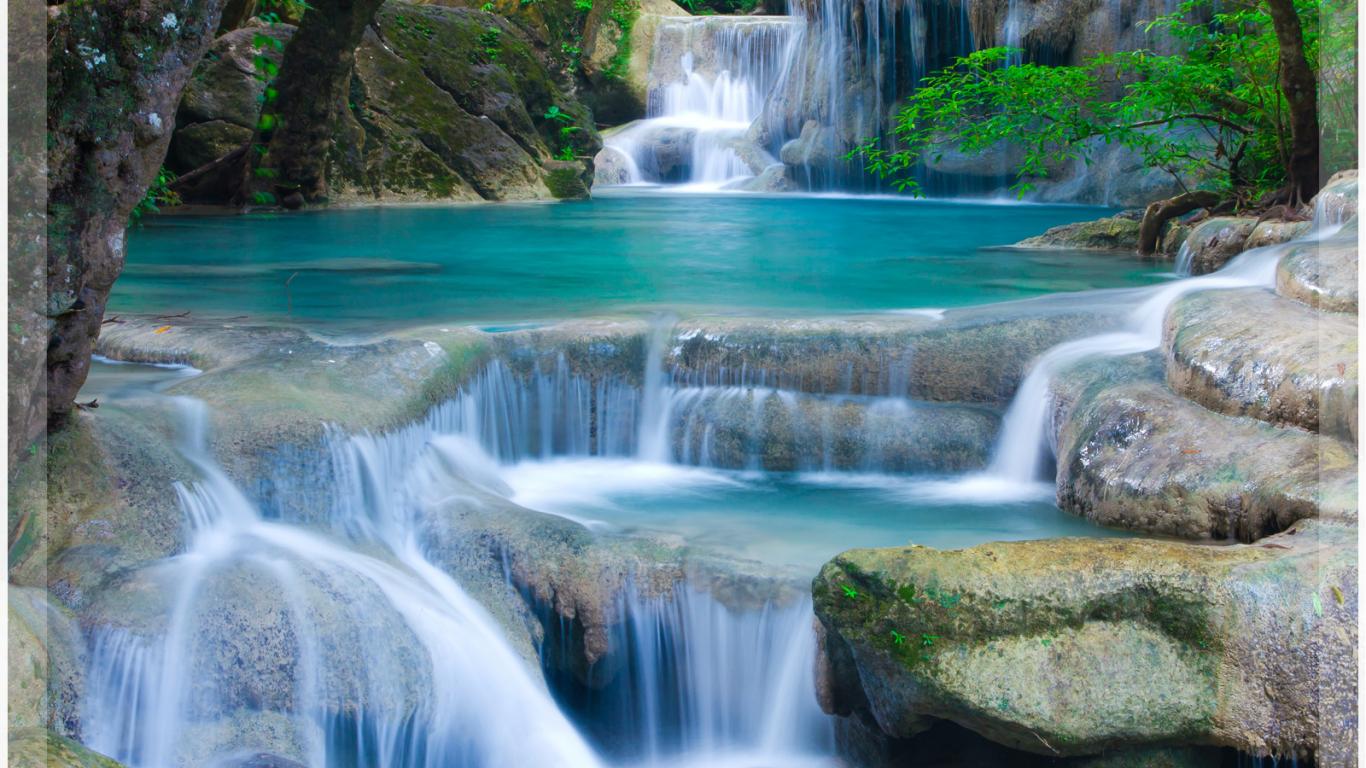 Free Waterfall Wallpapers Animated Waterfall