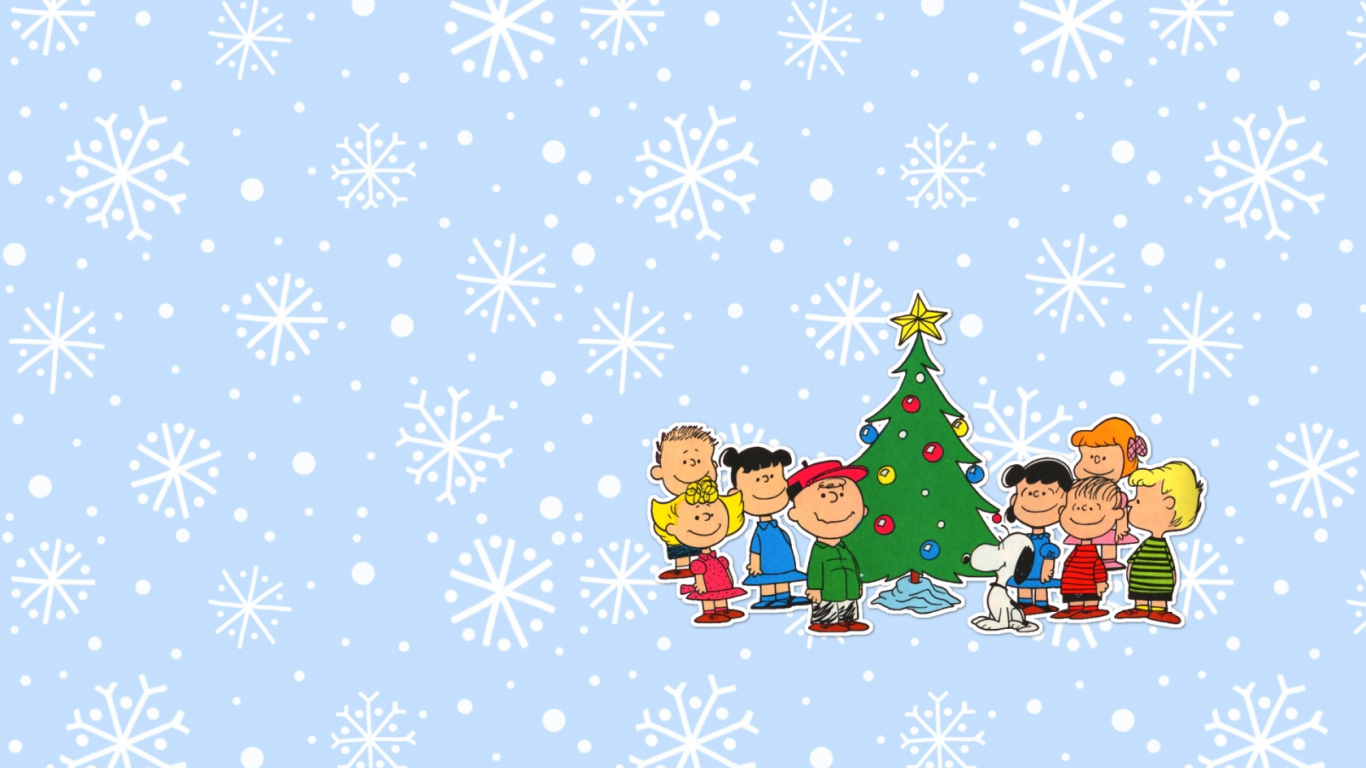 Free download Charlie Brown Christmas Background Full ...