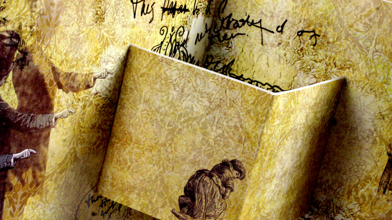 the yellow wallpaper psychoanalysis .
