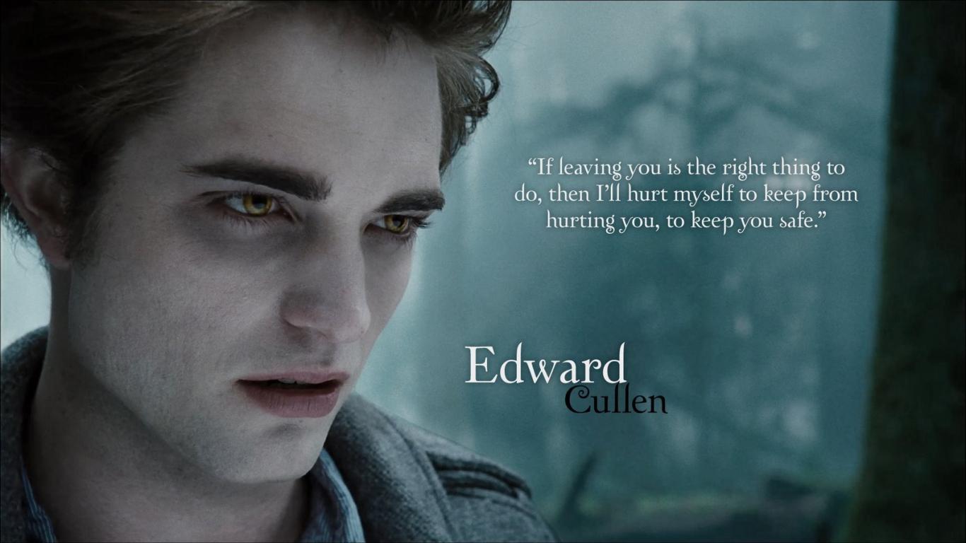Free Download Edward Cullen Twilight Series Wallpaper